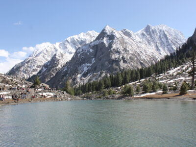 Honeymoon Tour To Swat Kalam