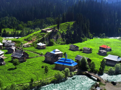 Trip To Neelum Valley